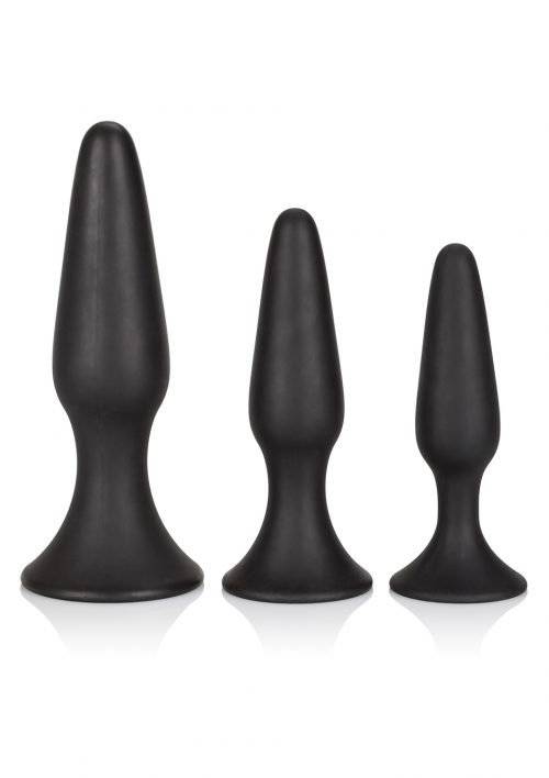 Silicone Anal Trainer Kit