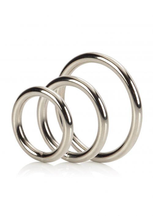 Silver Ring – 3 Piece Set