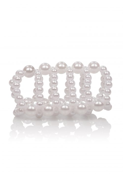 Pearl Stroker Beads Large