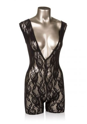 Off The Shoulder Bodystocking