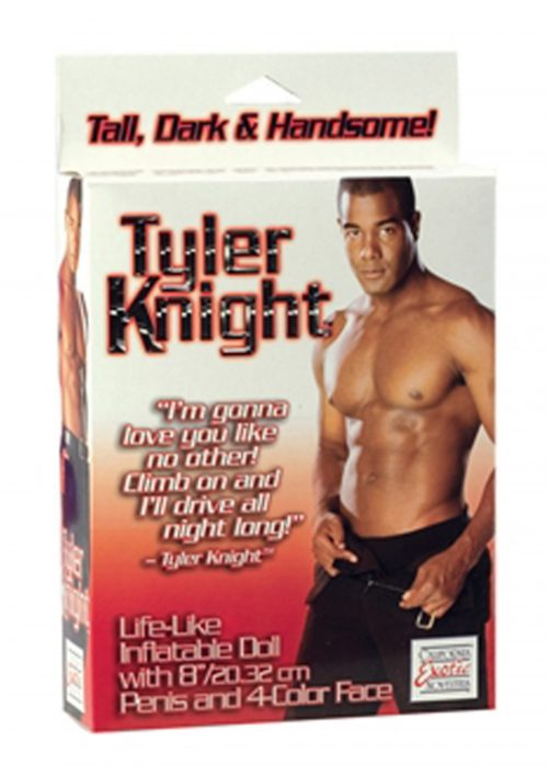 Tyler Knight Love Doll w. Dong