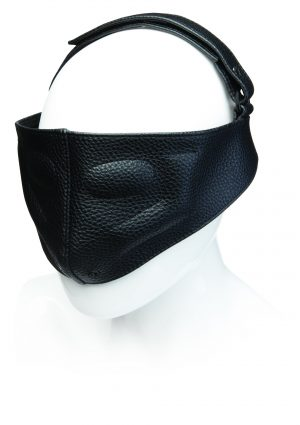 Leather Blinding Mask