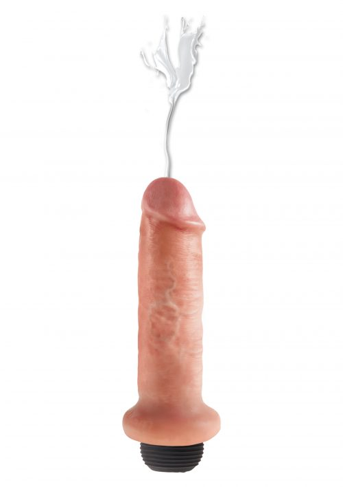Squirting Cock 6 Inch