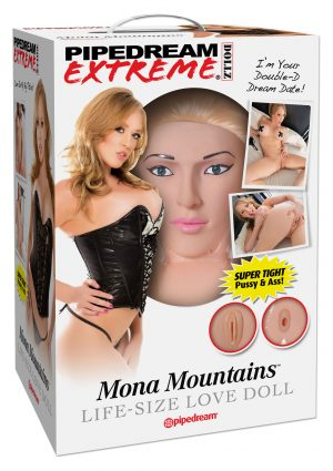 Mona Mountains Love Doll