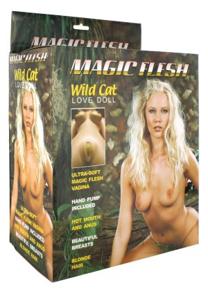Magic Wild Cat Love Doll