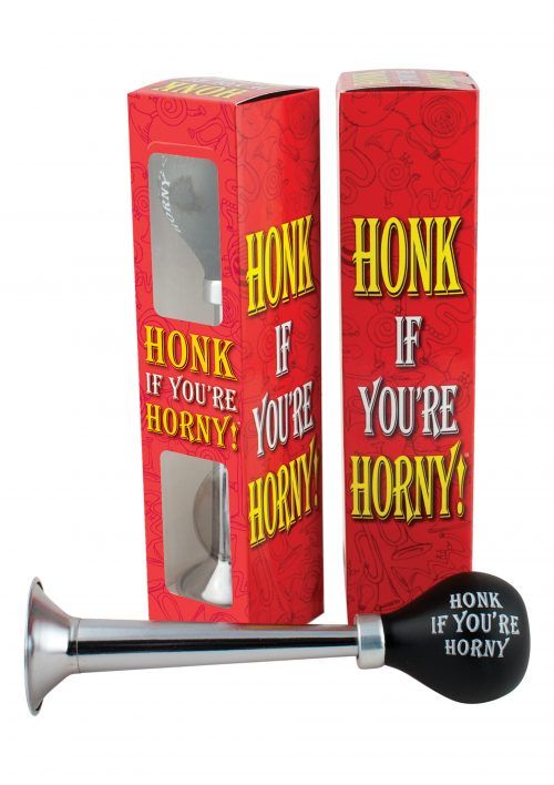 Horn Honk If You Are Horny
