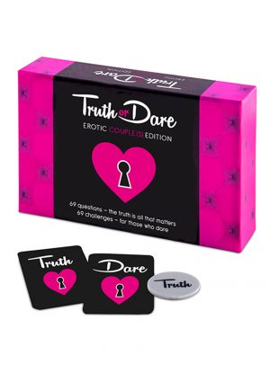 Truth/Dare Erotic Couples ENG