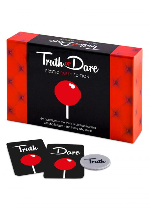 Truth/Dare Erotic Party ENG