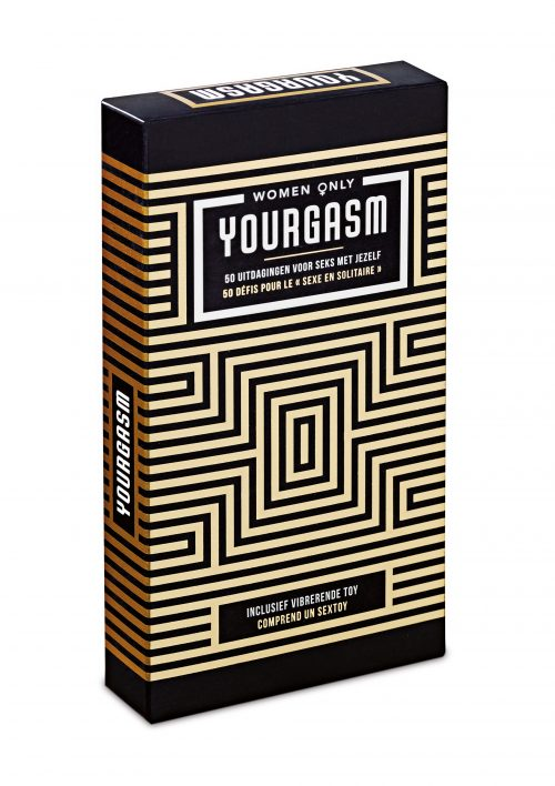 Yourgasm Woman Only NL/FR