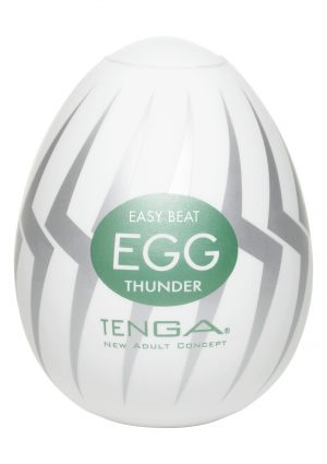 Tenga Egg Thunder (6PCS)