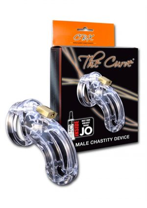 The Curve Chastity Cage
