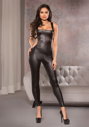 Open Back Catsuit