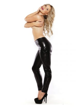 Enticing Kitten Leggings