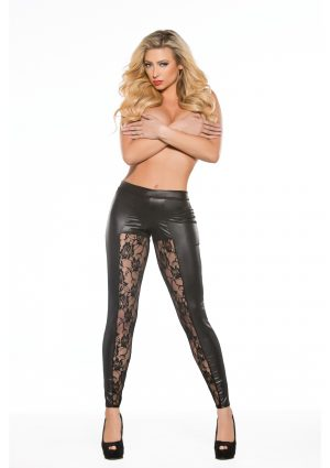 Sexy Inner Lace Leggings