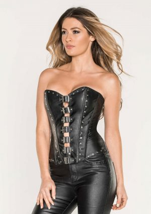 Corset With Buckles