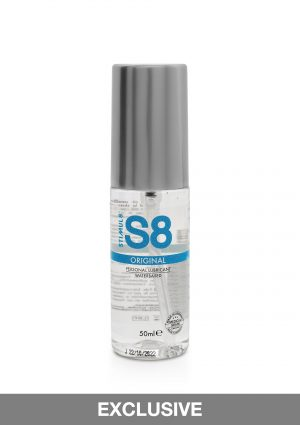 S8 Waterbase Lube 50ml