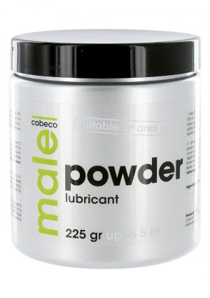 Male Powder Lubricant 225ml