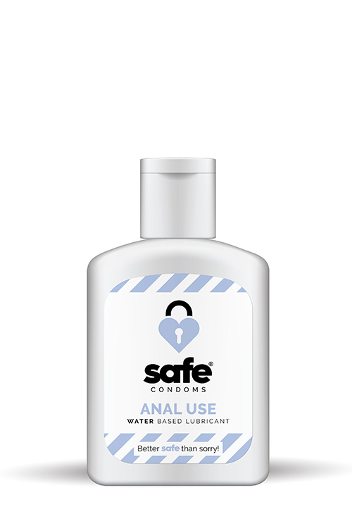 SAFE LUBRICANT ANAL USE 125ML