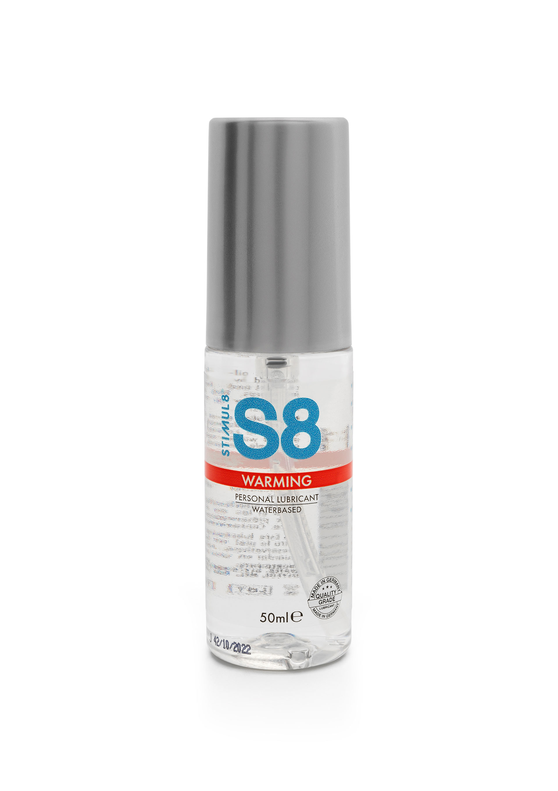 S8 WB Warming Lube 50ml