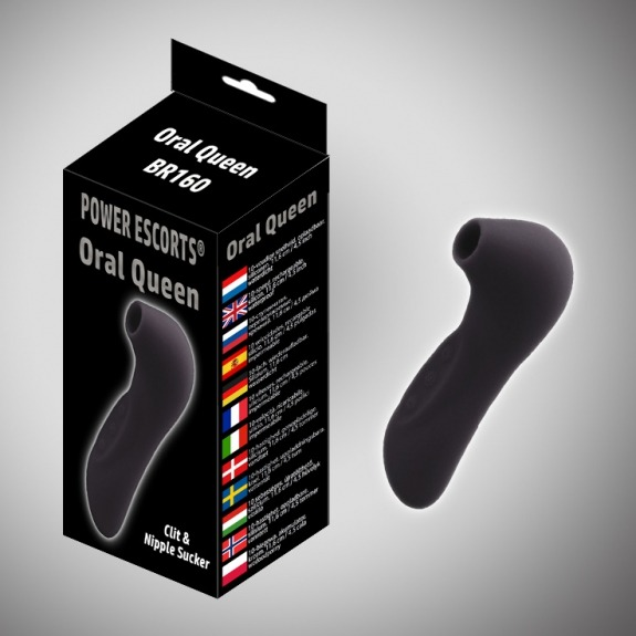 Oral Queen - Air Pressure Vibrator